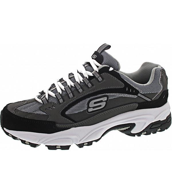 Skechers Stamina Cutback Sneaker ccbk