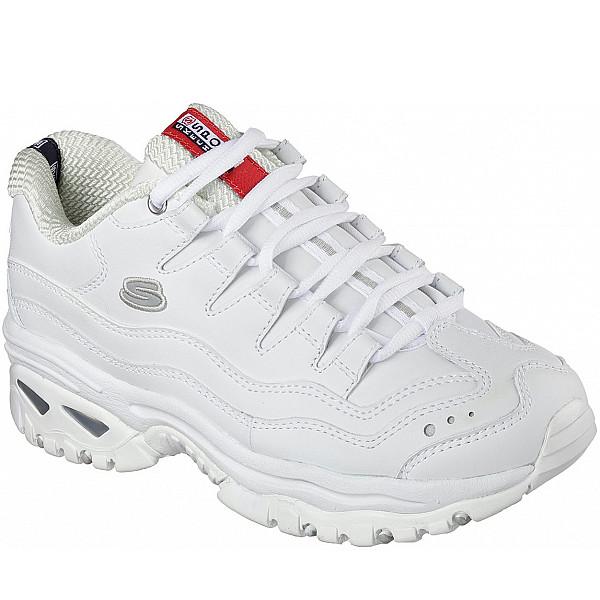 Skechers Sneaker weiss multi
