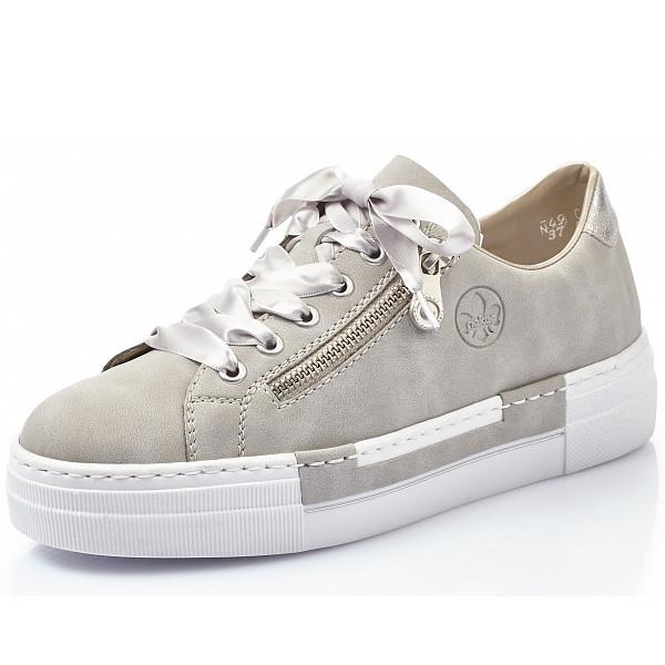 Rieker Sneaker cement silver