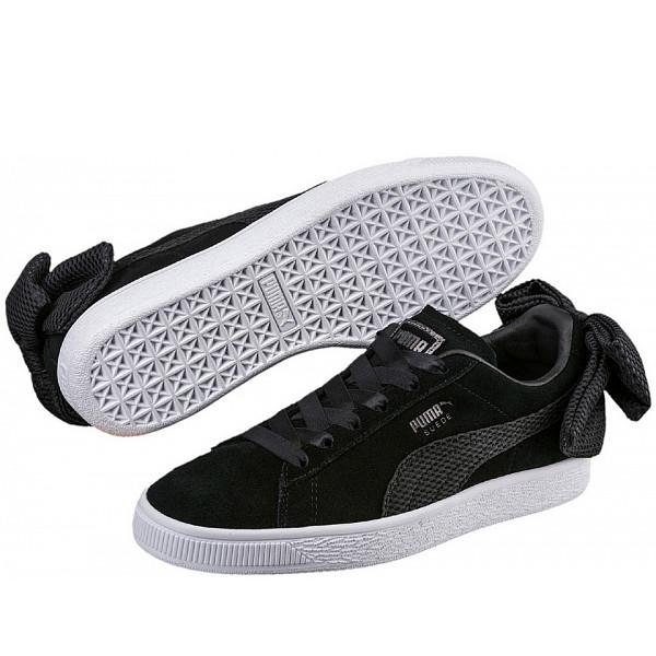 Puma Sneaker Puma Black-Puma White