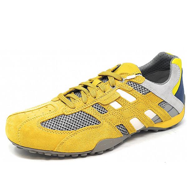 Geox FE Progr. 1236502 Schnürer yellow lt. grey