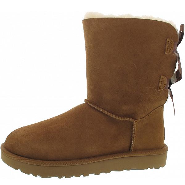 UGG Bailey Bow II Boots chestnut