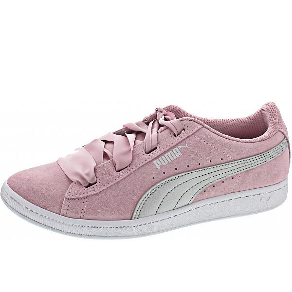 Puma Puma Vikky Ribbon Sneaker pale pink/puma silver