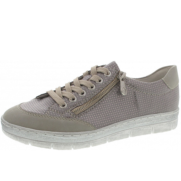 Rieker Sneaker nebbia-grau-silber
