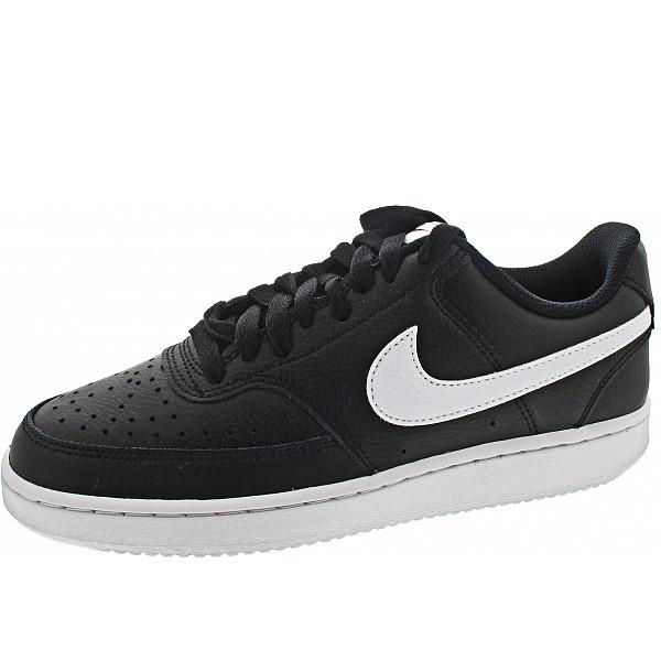 Nike WMNS Court Vision Low Sneaker black-white