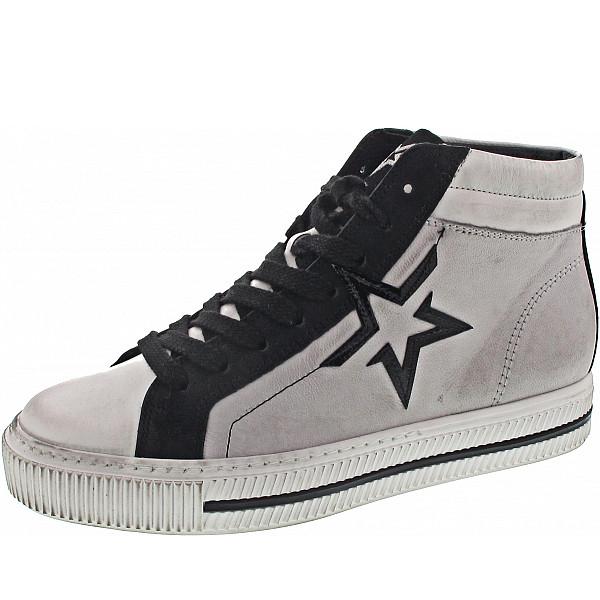 Paul Green Sneaker white-black
