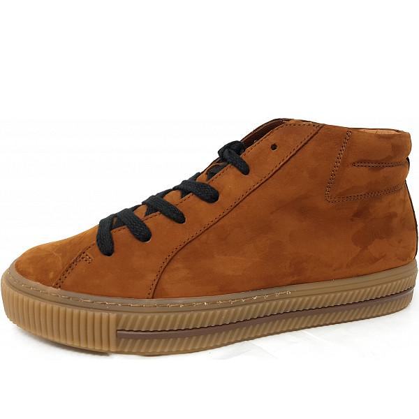 Paul Green Sneaker high cognac