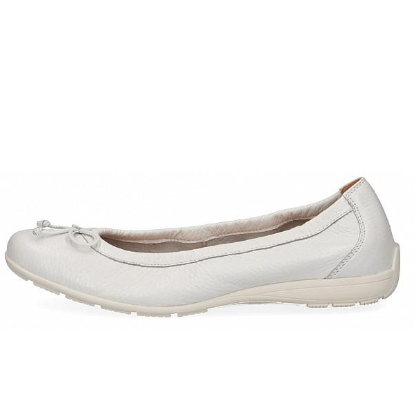 Caprice Ballerinas WHITE DEER