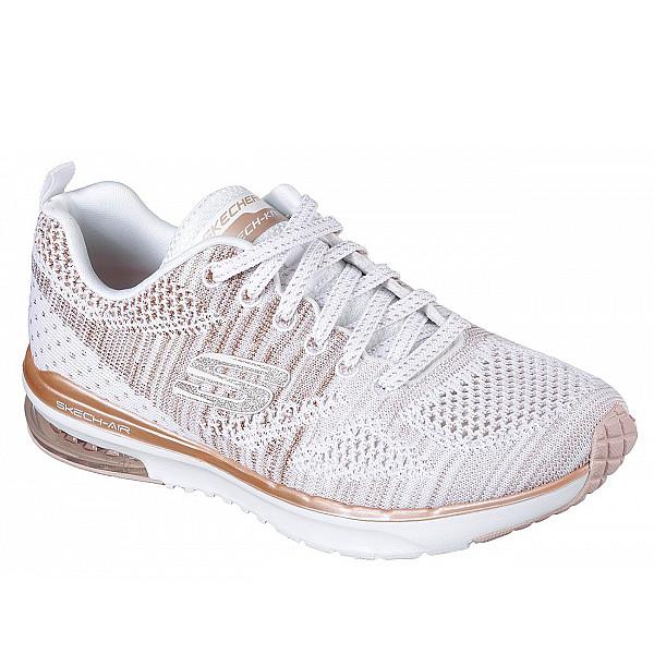 Skechers Sportschuh white/ rose gold