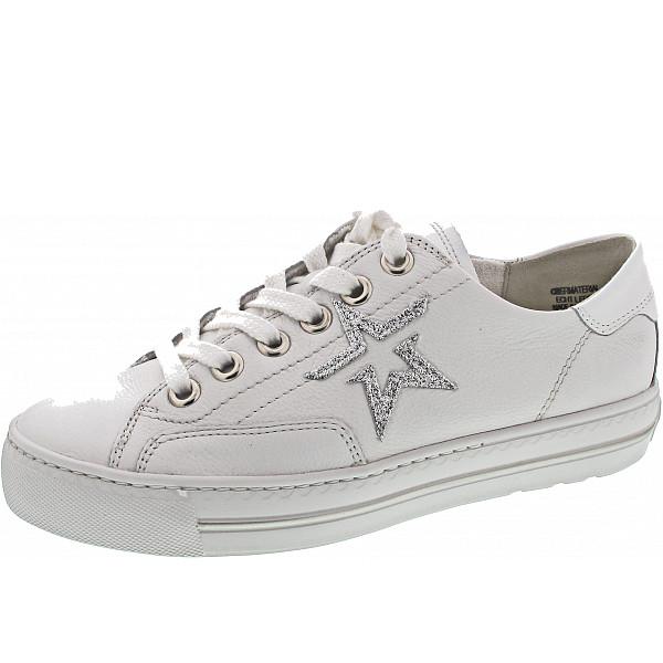 Paul Green Sneaker white-platin