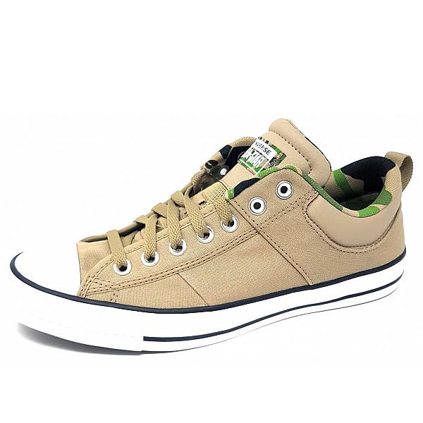 Converse Ch.Taylor All Star CS-OX Sneaker khaki/ white/ black
