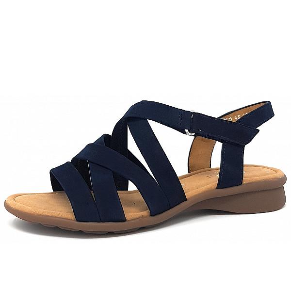 Gabor Comfort Sandale 36 blue