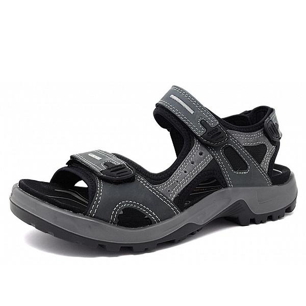 Ecco Offroad Sandale grau