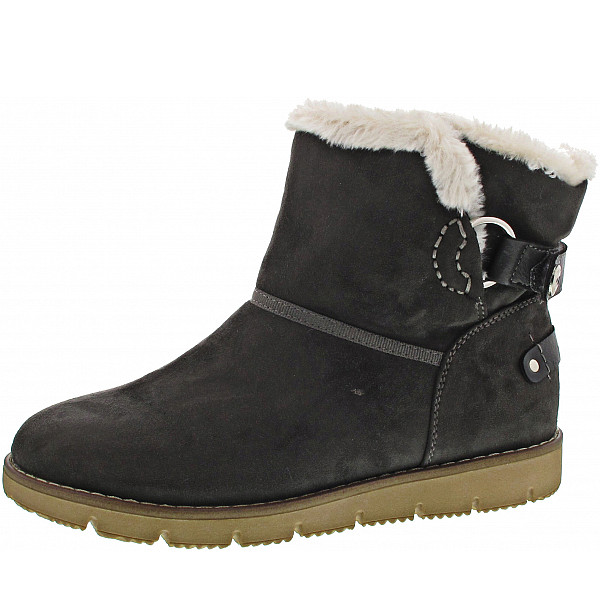 Tom Tailor Boots coal