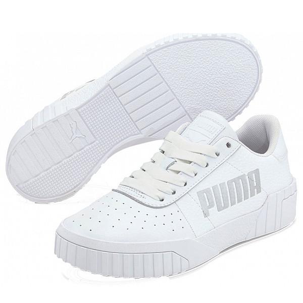 Puma Sneaker Puma White-Puma Black