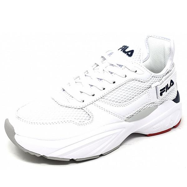 Fila Dynamico Low Sneaker white