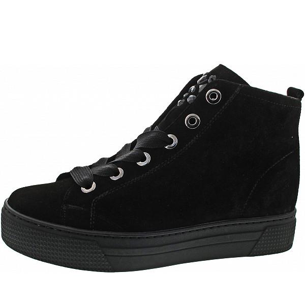 Semler Alexa Sneaker schwarz