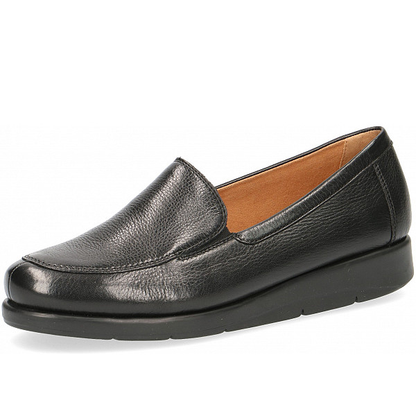 Caprice Slipper black