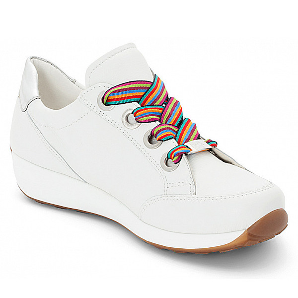 Ara Sneaker WEISS,SILBER