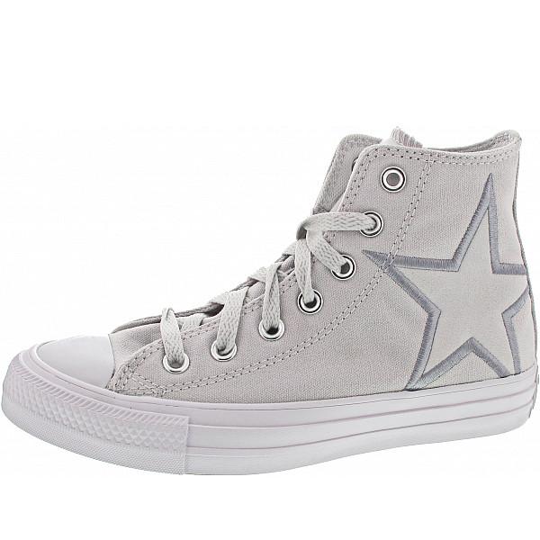 Converse Chuck Taylor All Star Sneaker photon dust-silver-wht