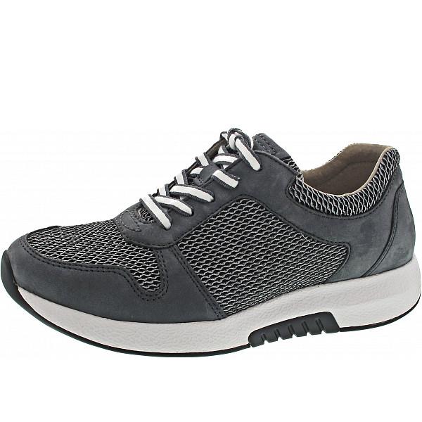 Gabor Comfort Sneaker grey/river
