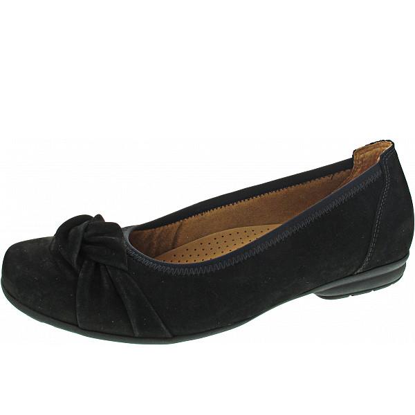 Gabor Comfort Ballerina schwarz