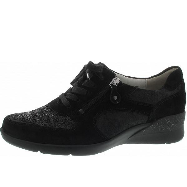 Waldläufer Hirokas Sneaker schwarz nero