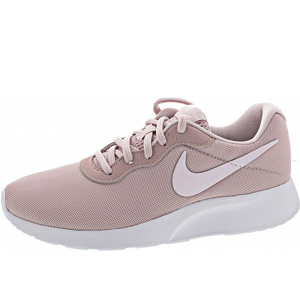 Nike Wmns Tanjun Sneaker barely rose-violet white