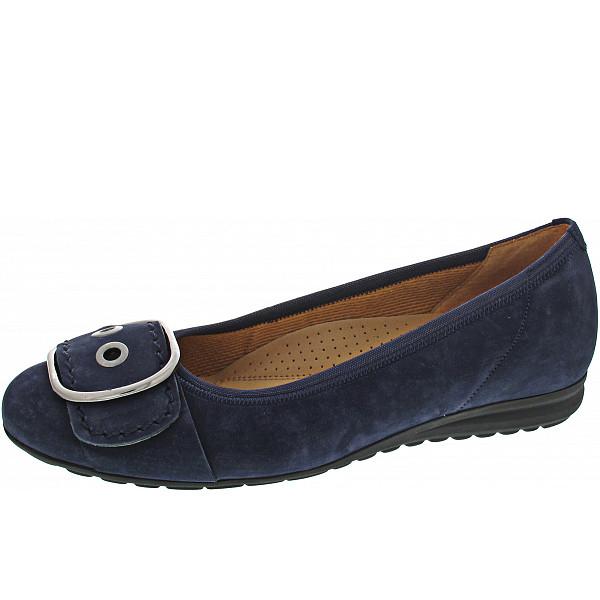 Gabor Comfort Ballerina blue