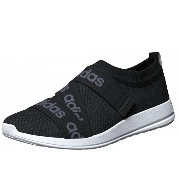 adidas Sneaker core black/grey six/purple tint