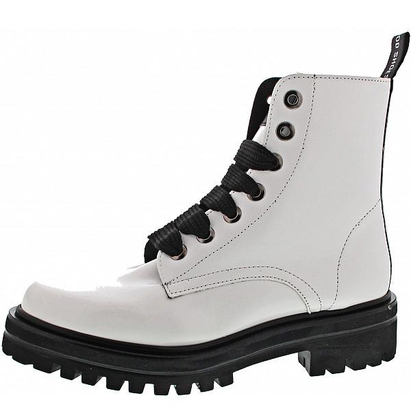 Verbenas Mad Boots blanco