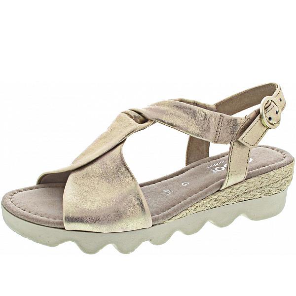 Gabor Comfort Sandalette rame (Jute)