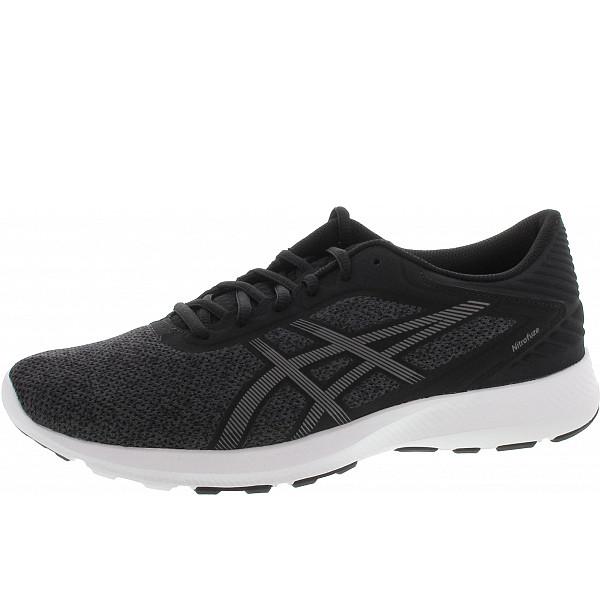 Asics Nitrofuze Sportschuh black-carbon-white